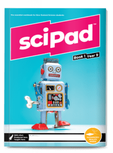 Year 9 - Book 1 sciPAD