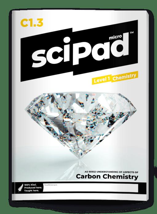 sciPAD 1.3 Carbon Chemistry