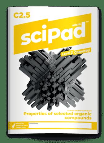 Chemistry 2.5 sciPAD micro