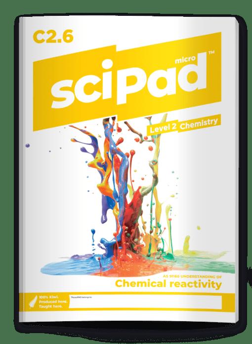 Chemistry 2.6 sciPAD micro