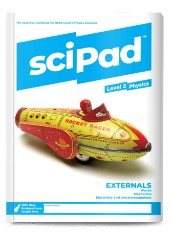 Level 2 Physics externals sciPAD