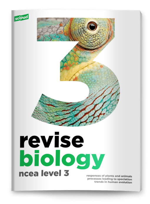 Level 3 Biology Revision sciPAD