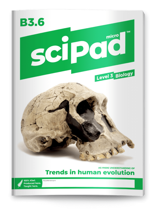 Biology 3.6 sciPAD micro