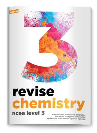 Level 3 Chemistry Revision sciPAD