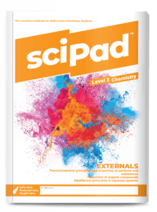 Level 3 Chemistry Externals sciPAD