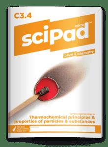 Chemistry 3.4 sciPAD micro