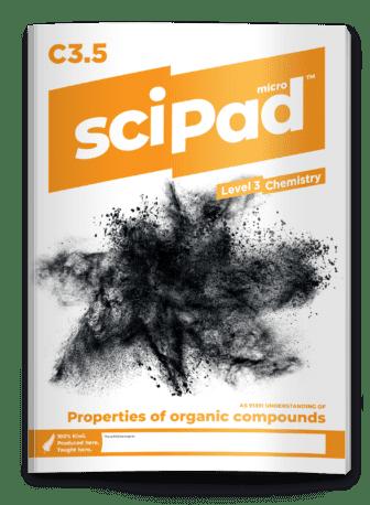 Chemistry 3.5 sciPAD micro