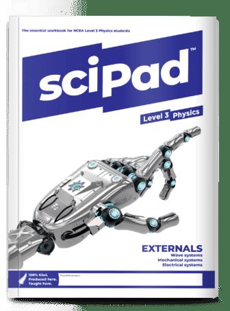 Level 3 Physics External sciPAD micro