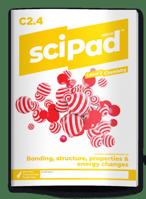 Chemistry 2.4 sciPAD micro
